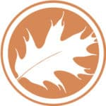 Copper Leaf Creative Logo